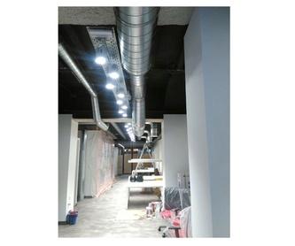 Instalación de conductos de fibra: Servicios de Movitub