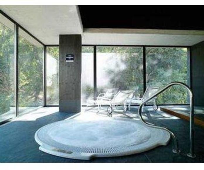 Instalaciones de wellness y spa: ¿Qué hacemos?  de Cuberes Planchería, S. L.