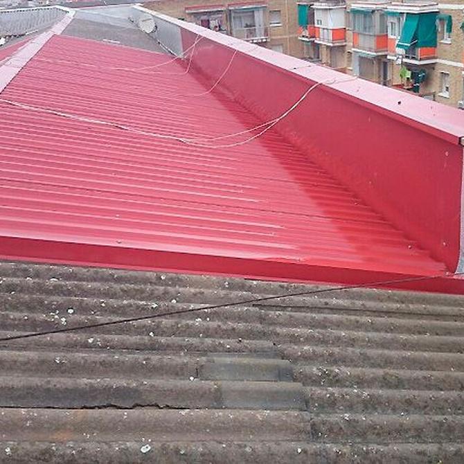 Sobre la impermeabilización de tejados