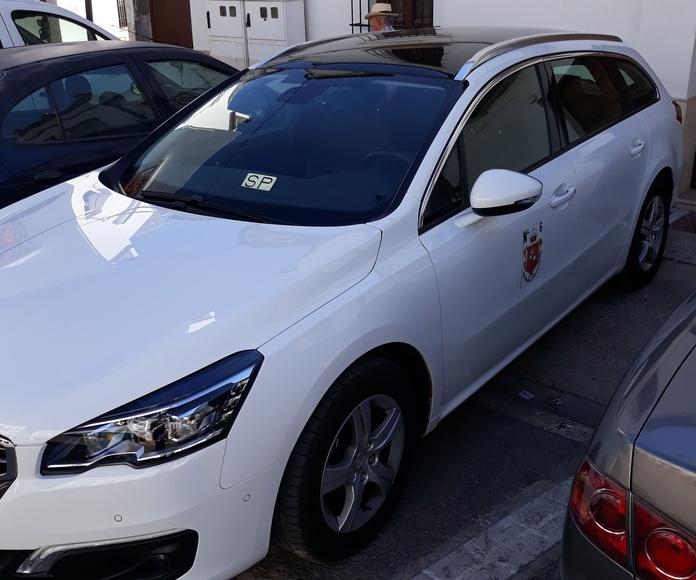 Otros servicios: Servicios de Auto Taxi Quirós