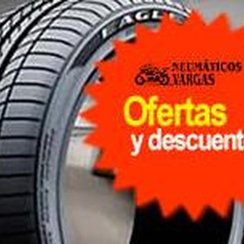 oferta Neumáticos en Málaga