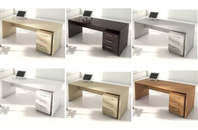 2-Mesa económica de trabajo y oficina forma  rectangular .Mod. Amba: Catálogo de productos de Despatx
