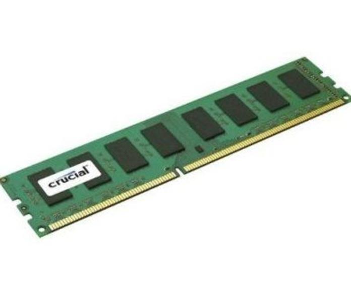 Crucial CT25664BA160BJ 2GB DDR3 1600MHz Singl.Rank: Productos y Servicios de Stylepc