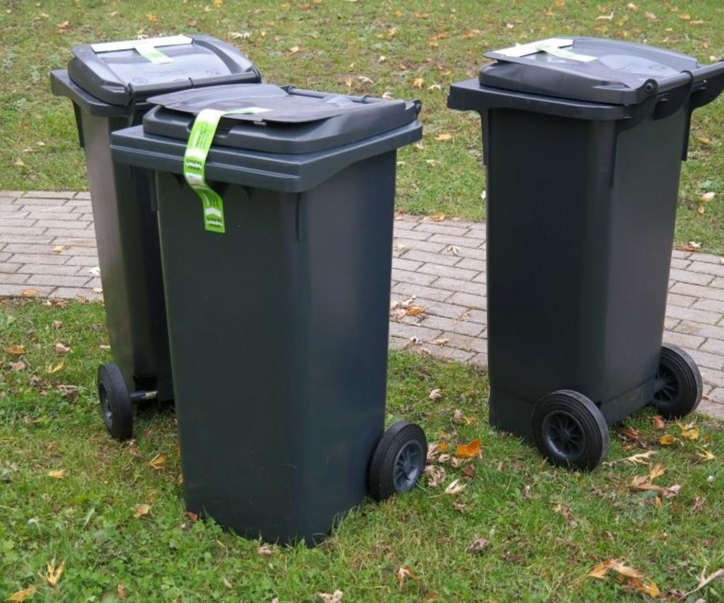 Más datos sobre la recogida de cubos de basura en Madrid
