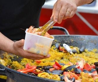 Súper menú xacobeo: Productos y servicios de A'Cañota