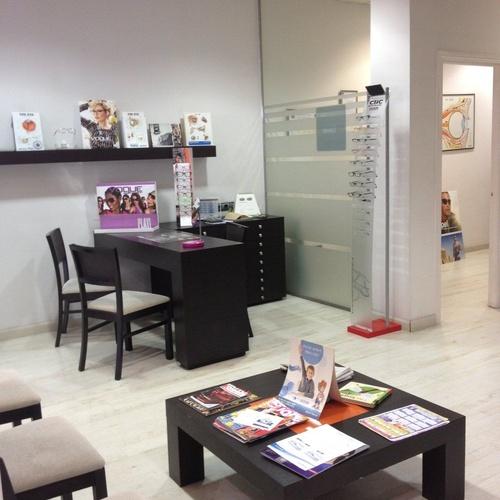 Ópticas en Collado Villalba | Centro Óptico Real XXI