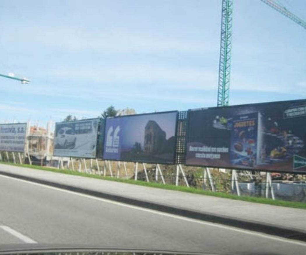 El impacto de la publicidad exterior