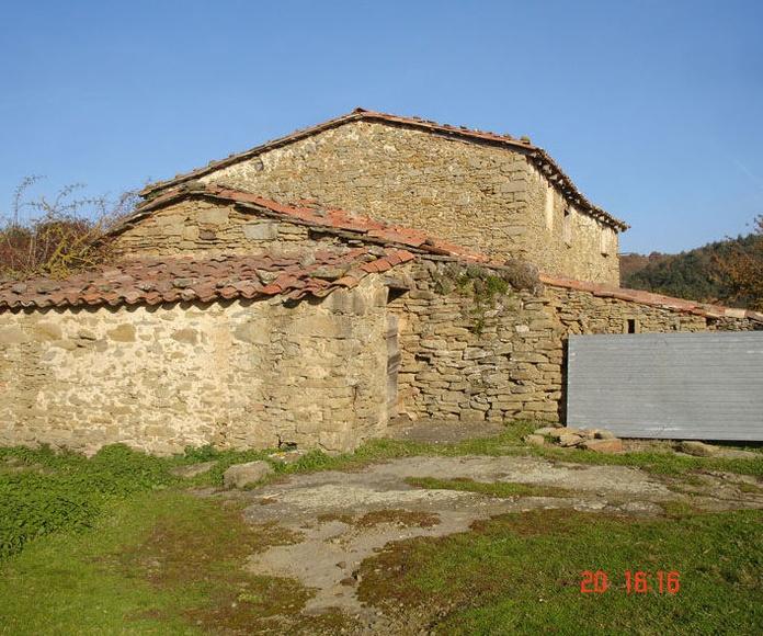 Mas Managés. Tavertet (Girona)