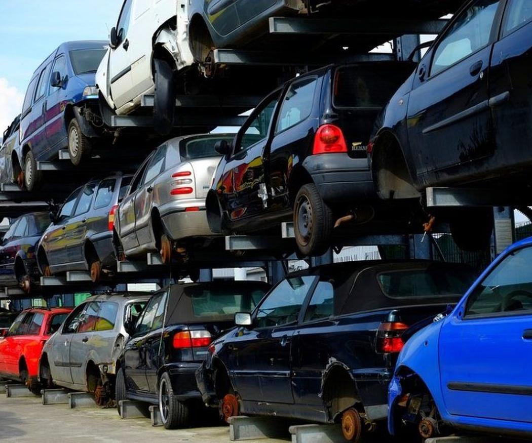 ¿Qué partes del coche pueden reciclarse?