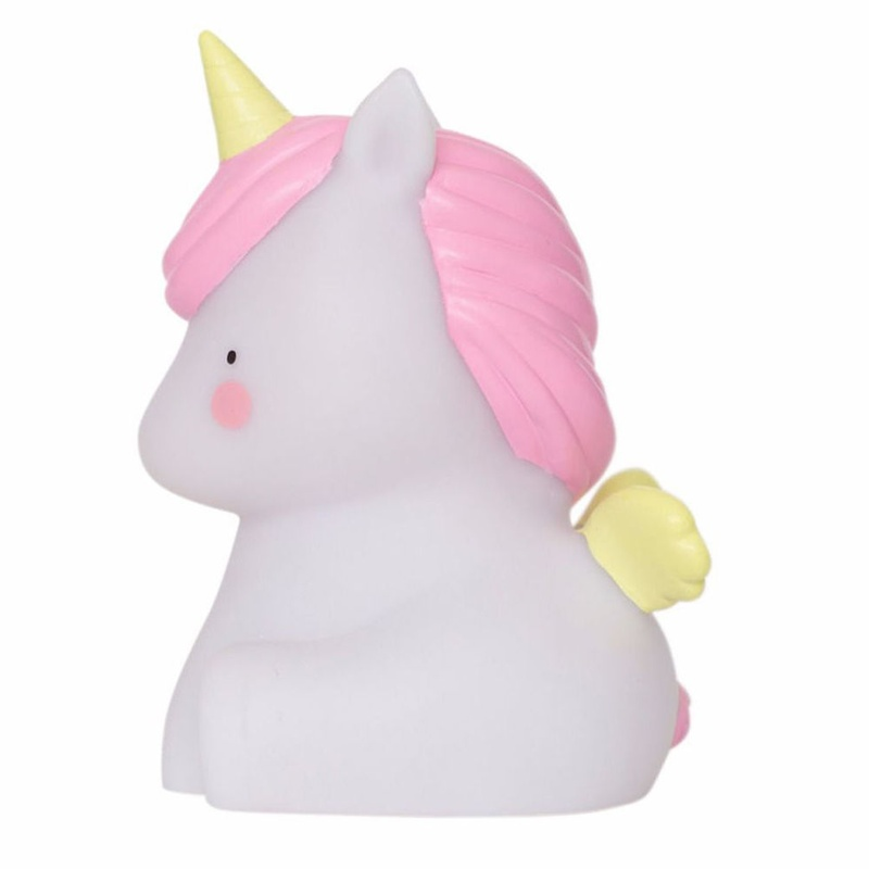 Mini Luz Unicornio A Little Lovely Company: Productos de Mister Baby