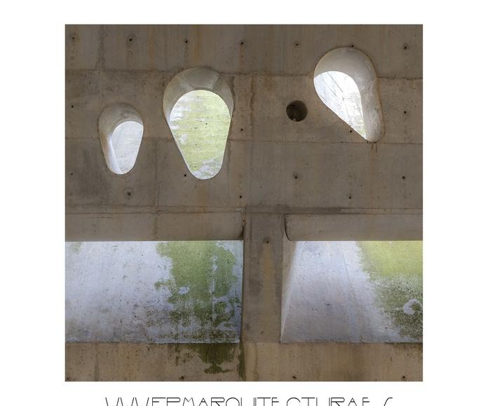 #EnricMiralles #masterwork #architecture #igualada #barcelona #fpmarquitectura