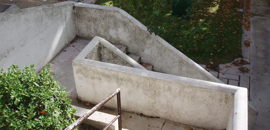 Rehabilitación de edificios en Móstoles y reconstrucción escalera inestable