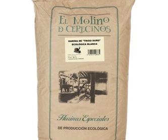 Harina tradicional zamorana 25 kg: Productos de Coperblanc Zamorana