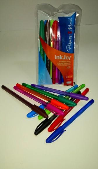 BOLIGRAFO PAPER MATE INK-JOY (PAQUETE DE 10 SURTIDOS): Productos y servicios de Papelería Formatos
