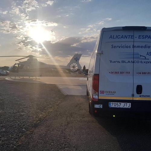 Agencias de transporte en Alicante | Trans Blasco Express, S.L.