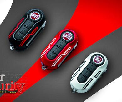 Duplicado de llaves FIAT Madrid