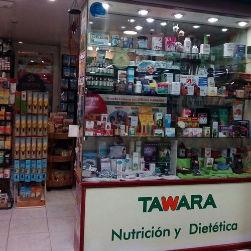 Tienda de dietética en Palma de Mallorca