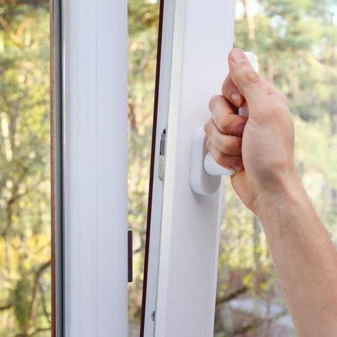 Estética y eficiencia de las ventanas de aluminio
