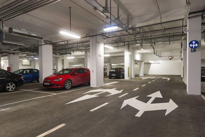 Limpieza de parkings: Servicios de Abbey Facilities Services