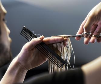 Maquillaje: Servicios de Pi Peluquería y Estética