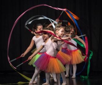 Campamento Urbano de baile infantil:  Horarios y disciplinas de Estudio de Danza Stylo