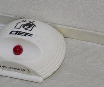 Circuitos cerrados de TV: Servicios de Instalaciones Eléctricas Davó