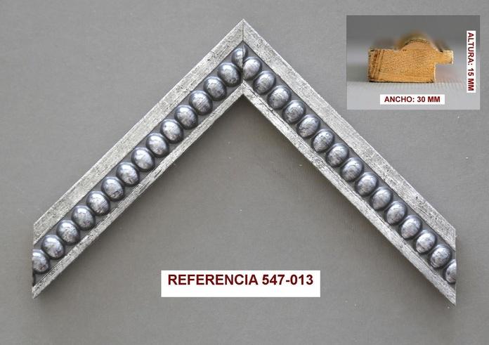 REF 547-013: Muestrario de Moldusevilla