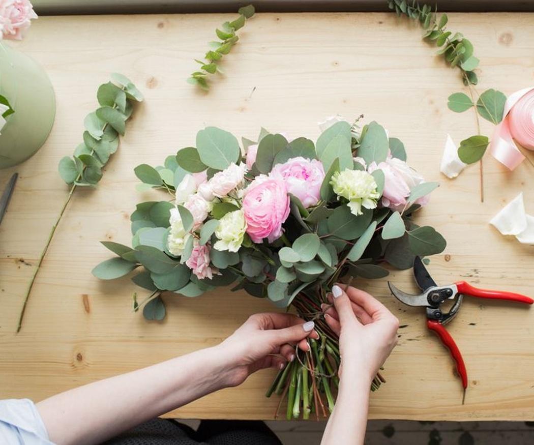 Tipos de ramos de novia (II)