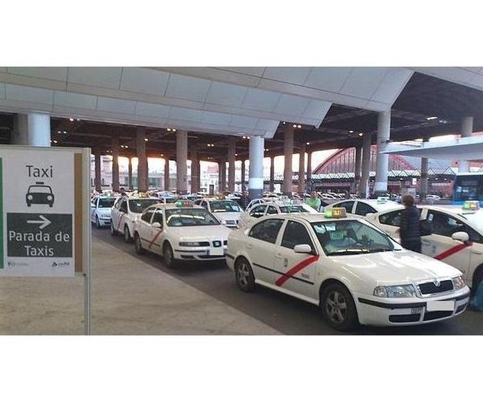 Traslados: Servicios de Taxis Norte