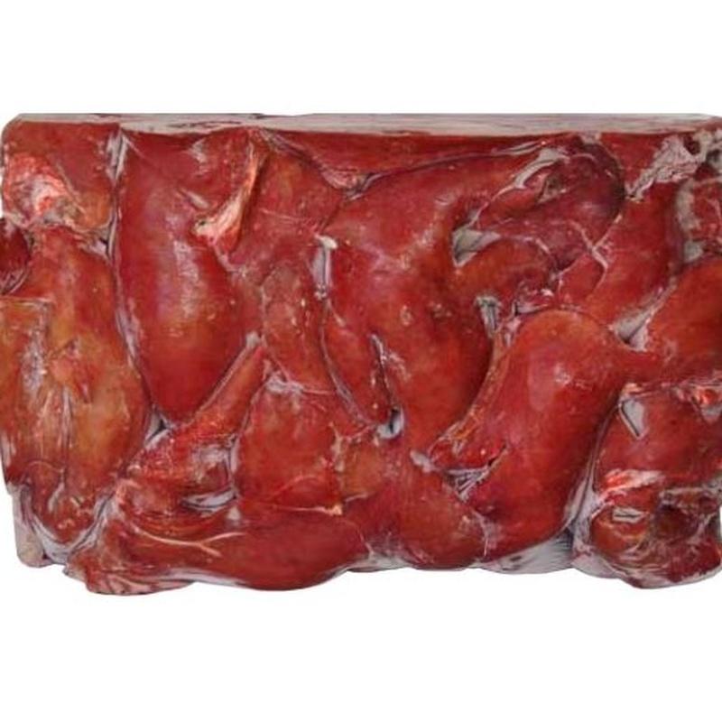 Hígado en bloque: Productos de Cárnicas Huertos Moralejo