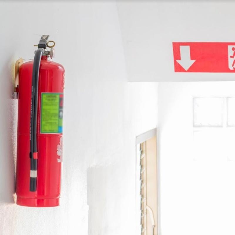 Extintores: Servicios de Visufoc