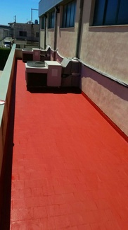 Impermeabilizado de terraza