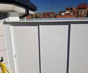 Todos los productos y servicios de Carpintería de aluminio, metálica y PVC: Alusan López
