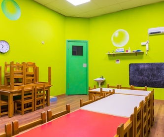 Juego libre: Centro Infantil Pompitas de Centro Infantil Pompitas