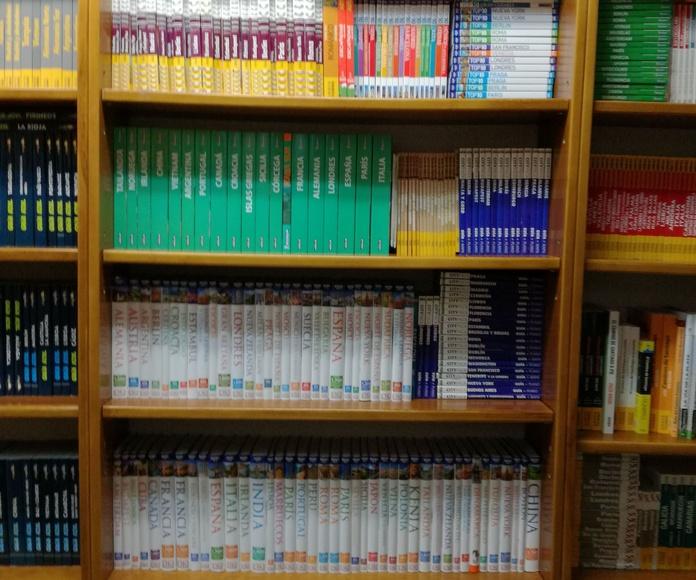 Guías de turismo totalmente actualizadas: SECCIONES de Librería Nueva Plaza Universitaria