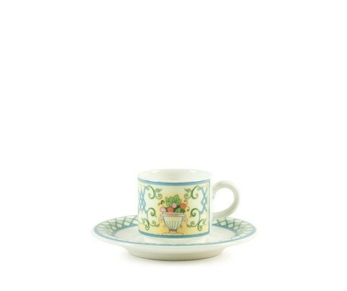 Juego de café Villeroy: Alquiler de Mantelería & Menaje