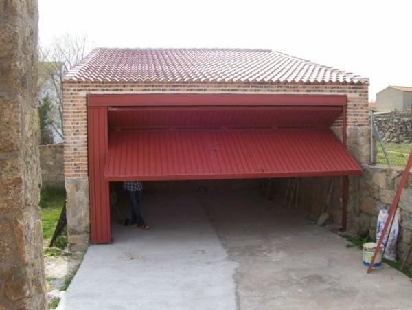 Reparacion de puertas de garaje
