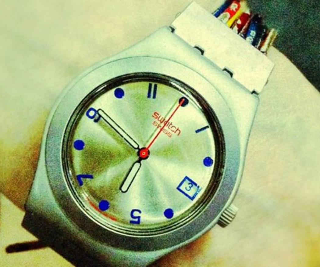 El mantenimiento del reloj de cuerda