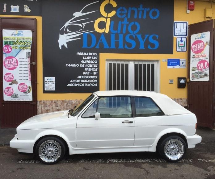 LLantas: Servicios de Centro Auto Dahsys