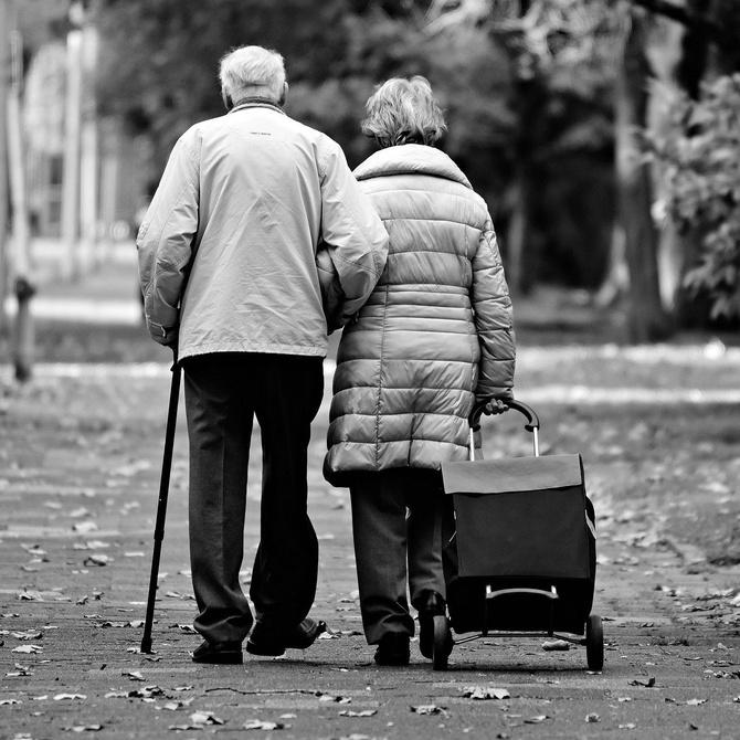 Asistencia domiciliaria para mayores