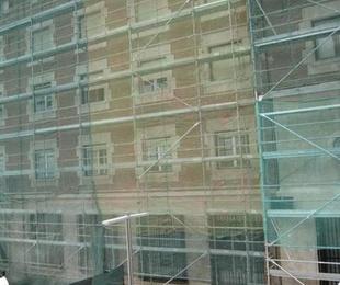 Preparación ITE de edificios