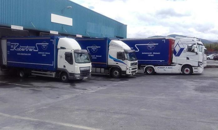 Logística: Servicios de Nave Logística Robertrans