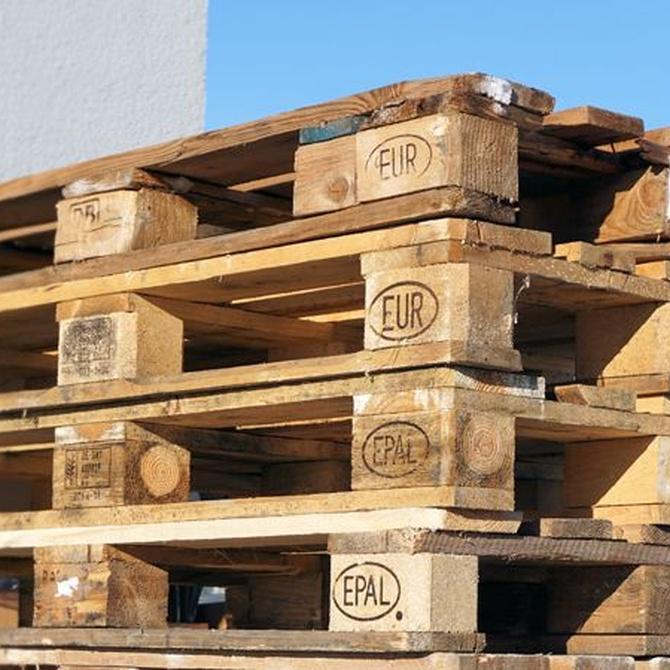 Curiosidades sobre las medidas de los palets de madera (II)