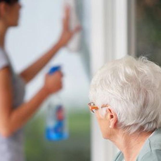 Contratar a una empleada del hogar