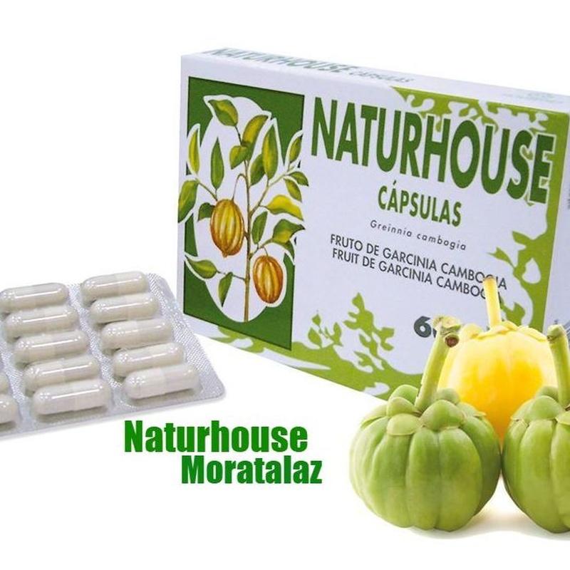 GARCINIA GAMBOGIA en tu Centro dietetico Naturhouse Moratalaz: Complementos Quema grasa de Naturhouse Moratalaz