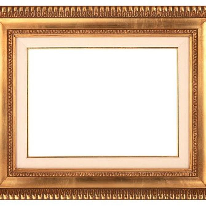 Enmarca tus cuadros con estilo