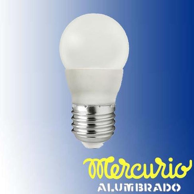 Bombilla LED esférica Gijón