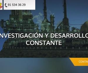 Petróleo y derivados en Madrid | PETROLTECNA SL