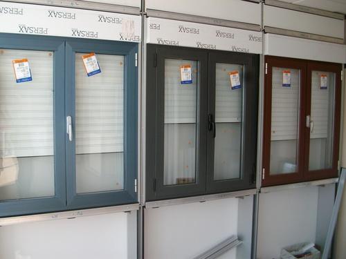 Carpintería de aluminio, metálica y PVC en Ávila | Aluminios Alejandro - Aluminios Alemar