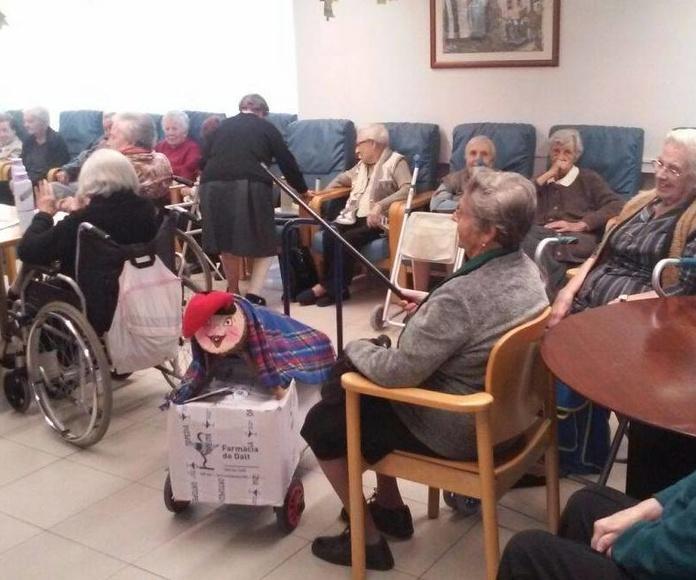 Residencias de ancianos en Vilassar de Mar